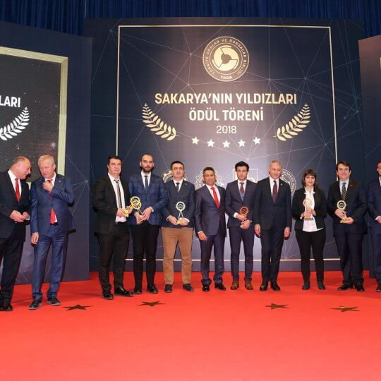 Prefabrik Yapı A.Ş. Keeps Collecting Awards